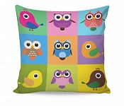 Pillowcase Birds