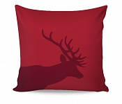 Pillowcase Red Nordic