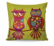 Pillowcase Owls
