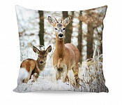 Pillowcase Roe Deers