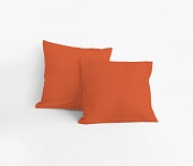 Pillowcase Terracotta Crepe