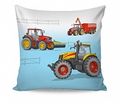 Pillowcase Tractor