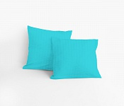 Pillowcase Turquoise Crepe