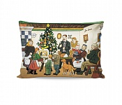 Pillowcase By the Christmas Tree