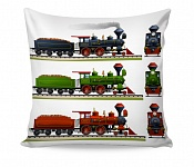 Pillowcase Trains