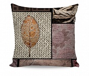Cushion covers Wood