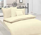 Bedding Cotton Satin Cream