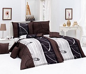 Bedding Eternity Choco