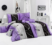 Bedding Eternity Lila