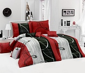 Bedding Eternity Red