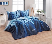 Bed Linen Galaxy Blue