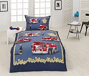 Bedding Fire Rescue