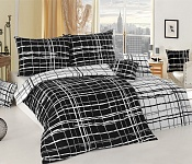 Bedding Montego Grey