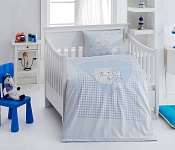 Bedding Sheeps Blue