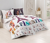 Bedding Paris Joli