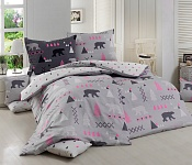 Bedding Polar Pink