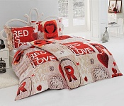 Bedding Red Love II. jakost