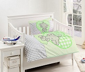 Bedding Elphy Green