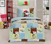 Bedding Snoopy Happy Day