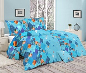 Bedding Valencia Blue