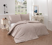 Bedding Charlotta light brown