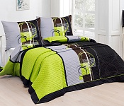 Bedspread Jamisson Green