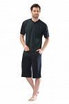 Pyjamas Oscar Dark Green