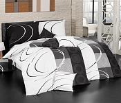 Bedding Royal Black