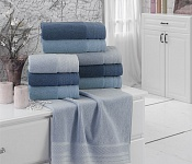 Towel Mita blue