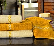 Towel Royal gold