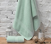 Towel Sigma pastel green