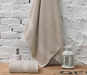 Towel Sigma light brown
