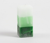 Green Candle (tricolor)